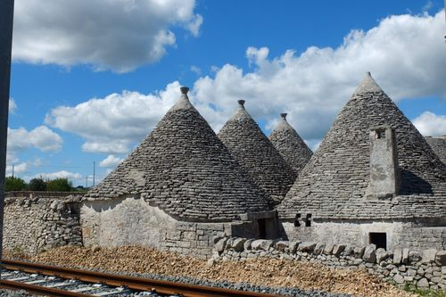 typical house in Puglia, trulli for an authentic travel by Idillio d'Arte